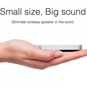 smallest custom branded bluetooth speaker - small size big sound