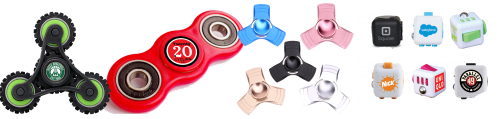 fidget-spinner-for-event-logo-or-trade-show-logo-on-it.